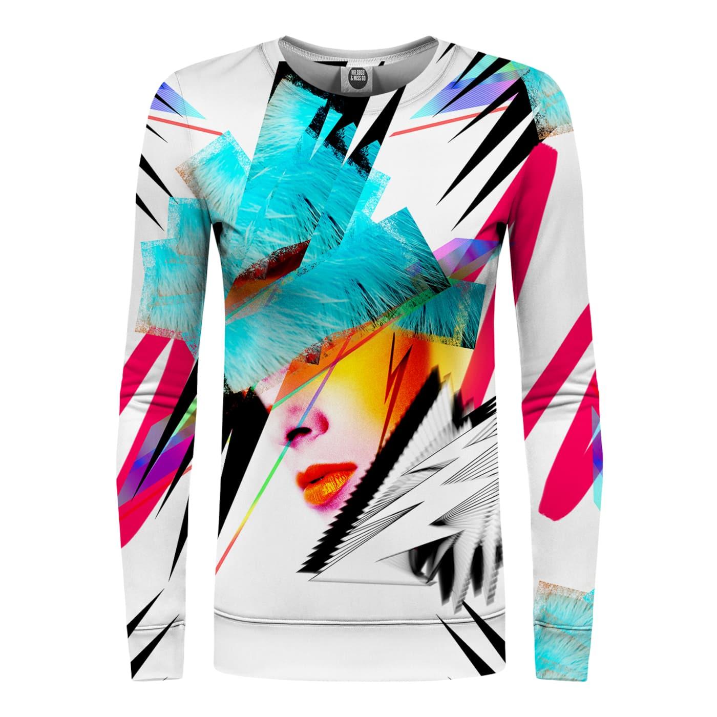 Mr. GUGU & Miss GO Woman's Sweater WS-PC824