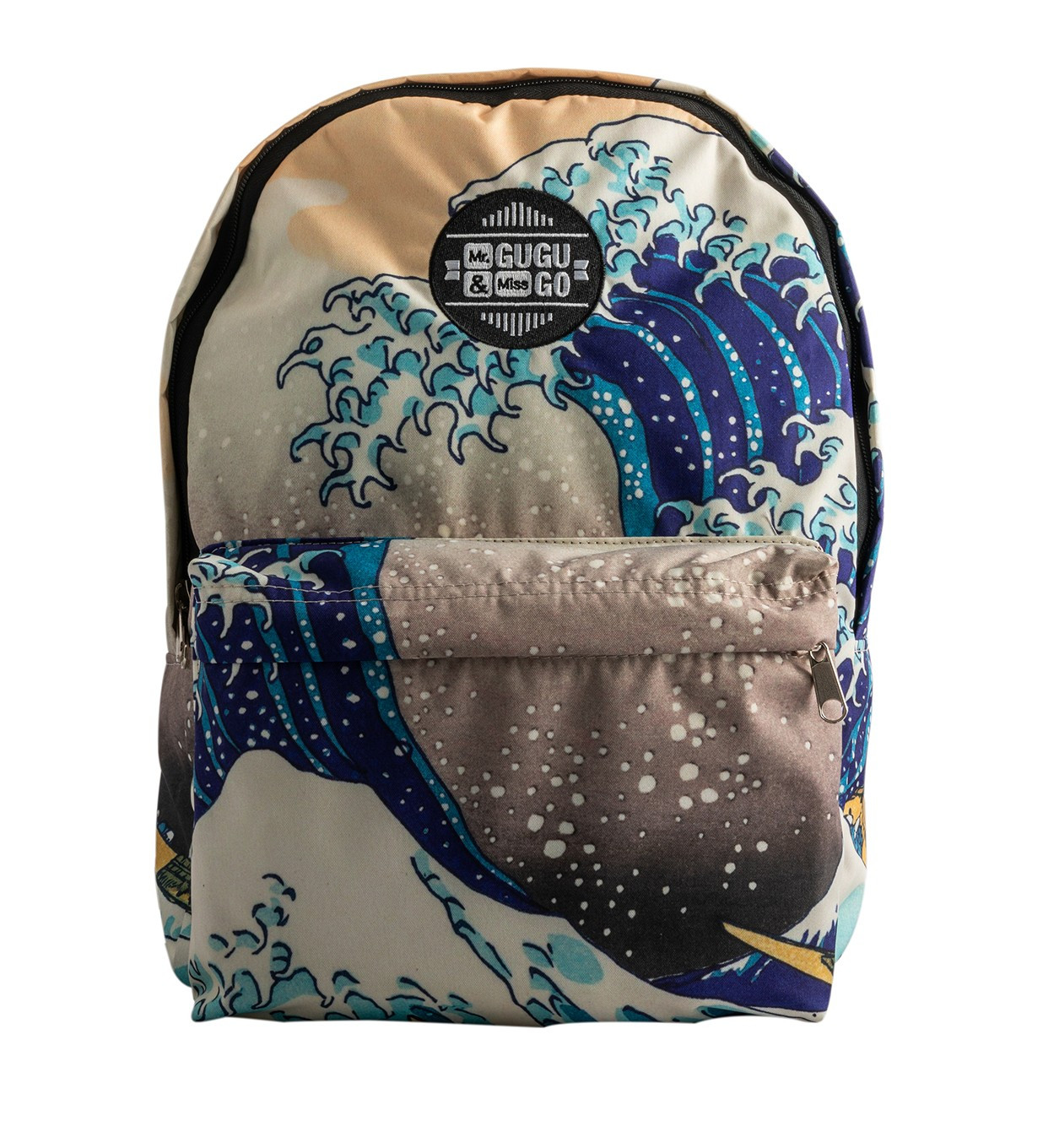 Mr. GUGU & Miss GO Unisex's Backpack BPS044