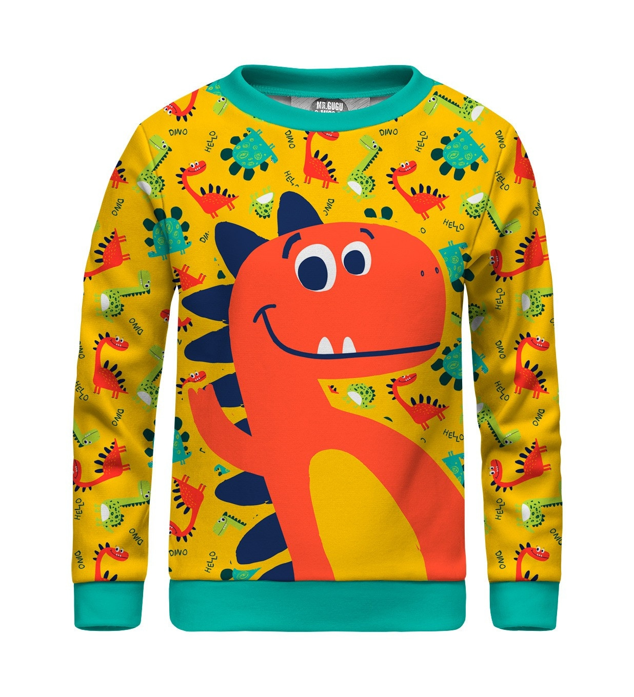 Mr. GUGU & Miss GO Unisex's Sweater KS-PC1597