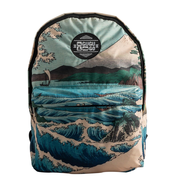 Mr. GUGU & Miss GO Unisex's Backpack BPS043