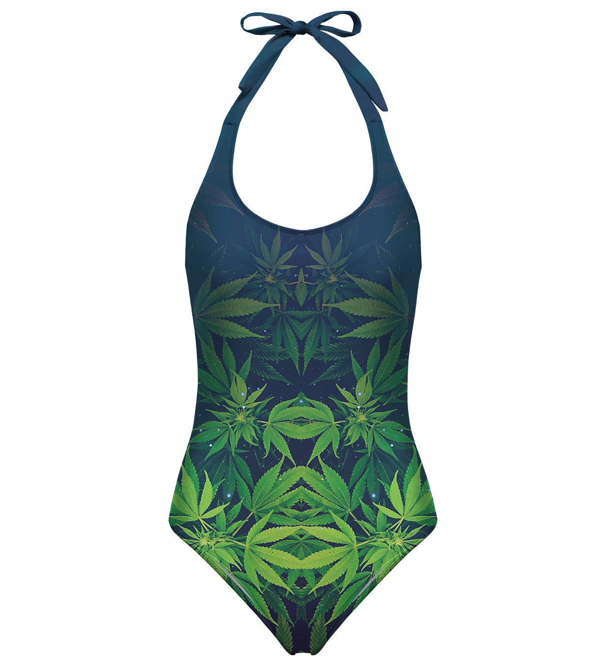 Mr. GUGU & Miss GO Woman's Swimwear SSOB134