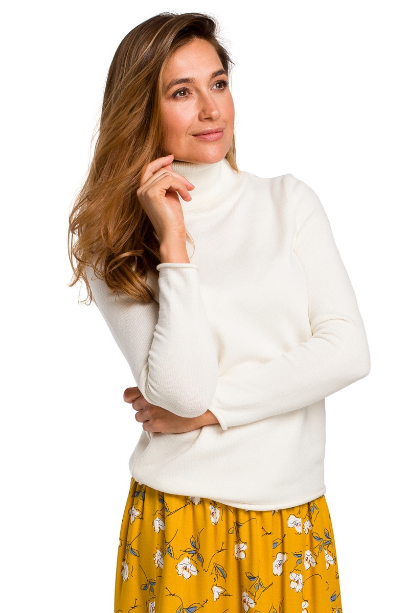 Stylove Woman's Turtleneck S183
