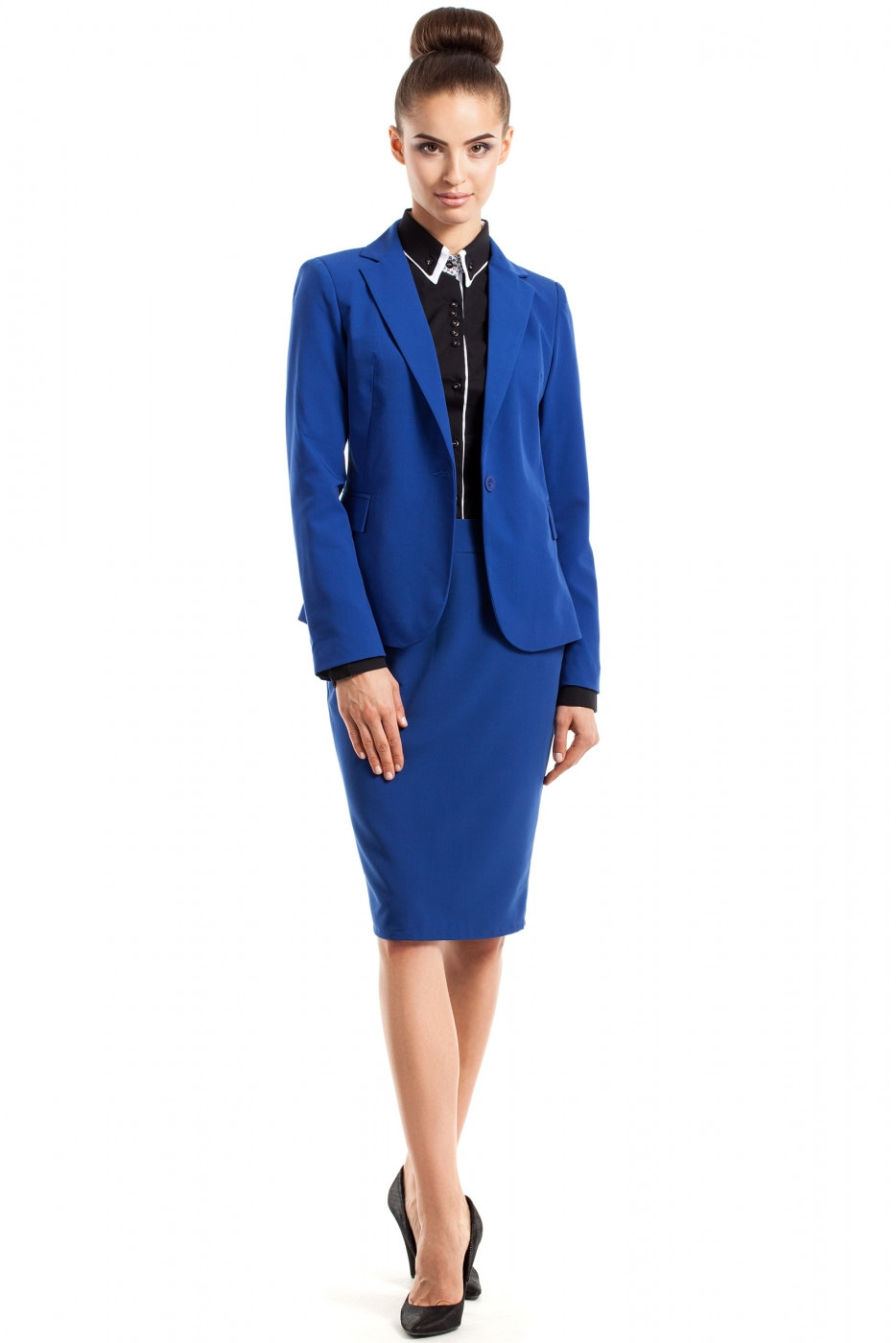 Stylove Woman's Jacket S005 Royal