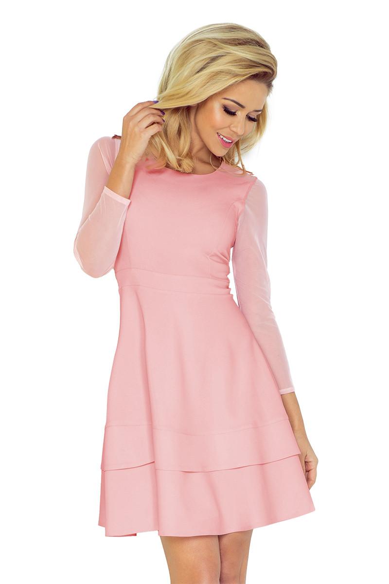 NUMOCO Woman's Dress 141-7 Pastel