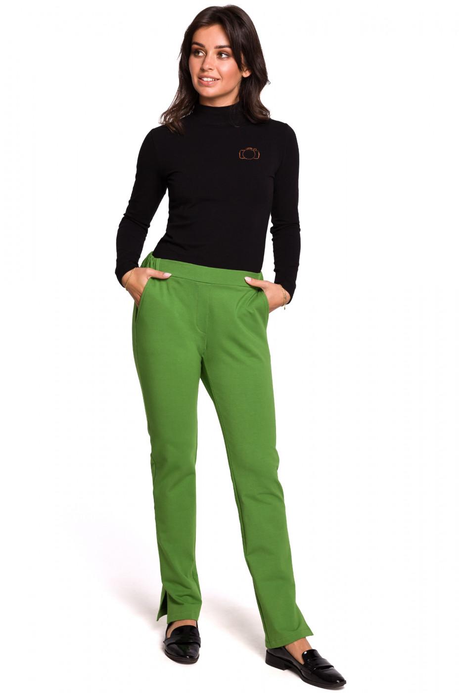 BeWear Woman's Trousers B124 Lime