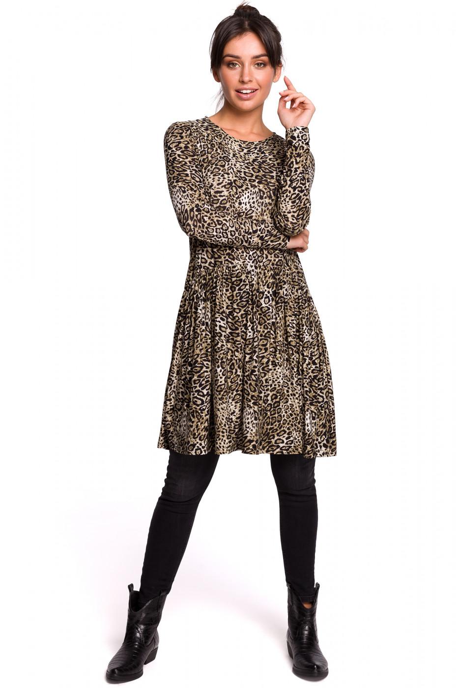 BeWear Woman's Dress B136 Model 2