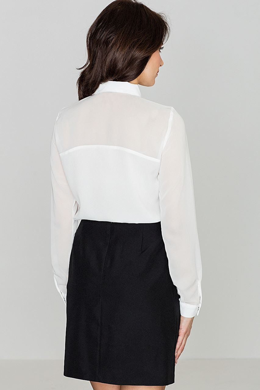 Lenitif Woman's Shirt K229