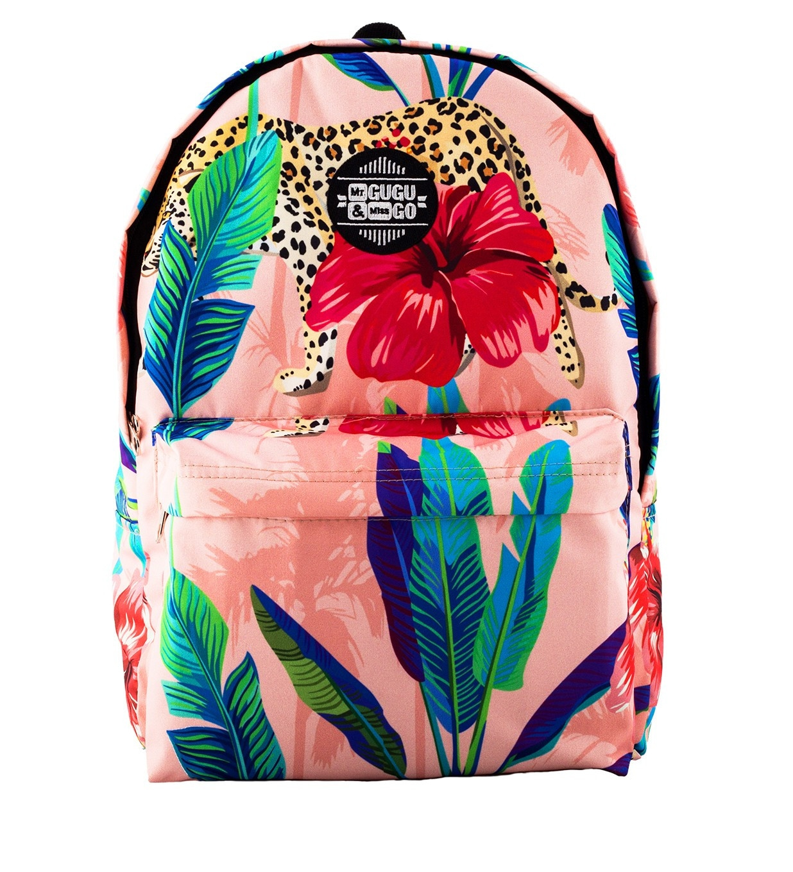 Mr. GUGU & Miss GO Unisex's Backpack BPS033
