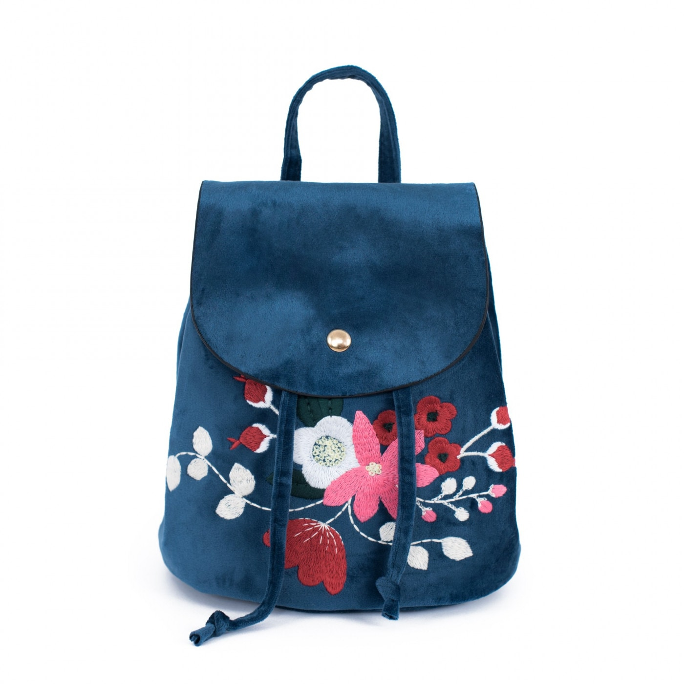Art Of Polo Woman's Backpack tr19389 Navy Blue