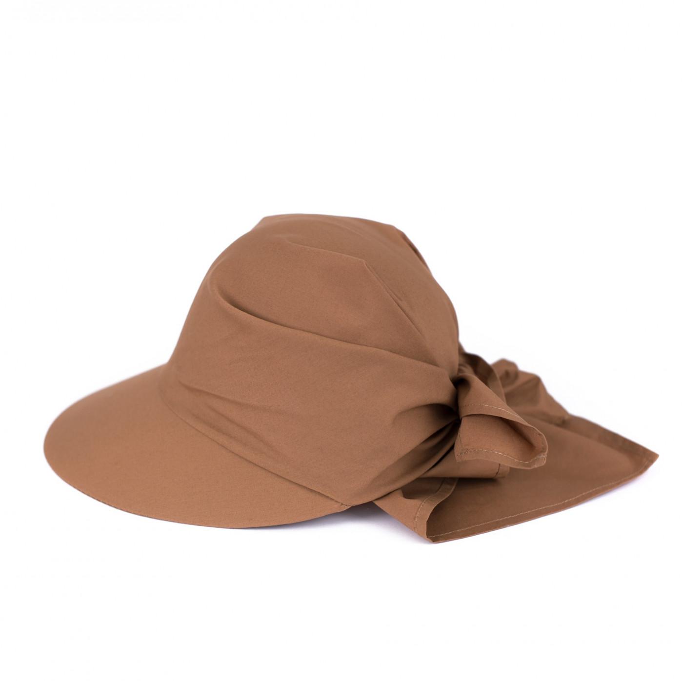 Art Of Polo Woman's Visor Hat cz19429 Dark