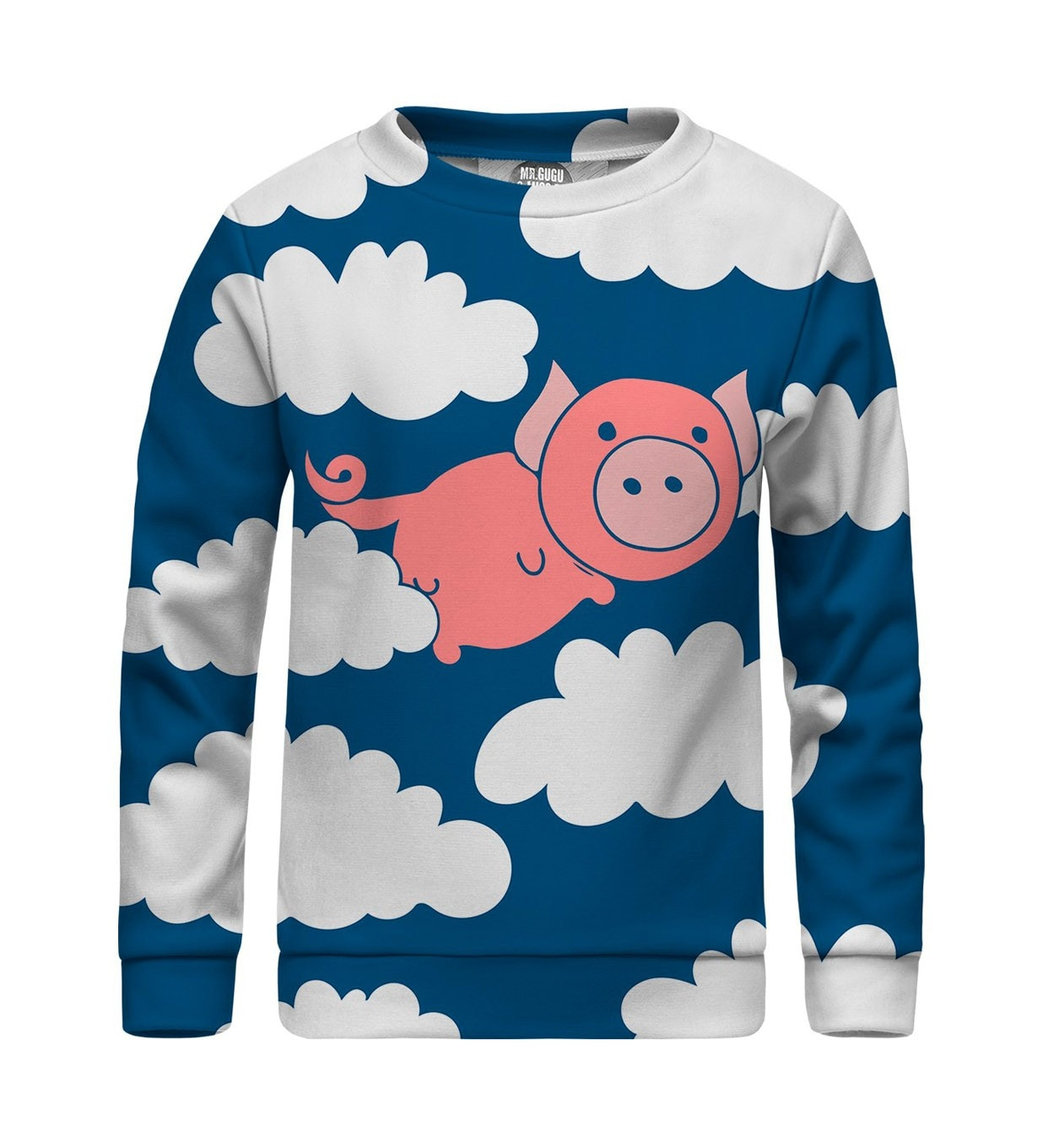 Mr. GUGU & Miss GO Unisex's Sweater KS-PC832