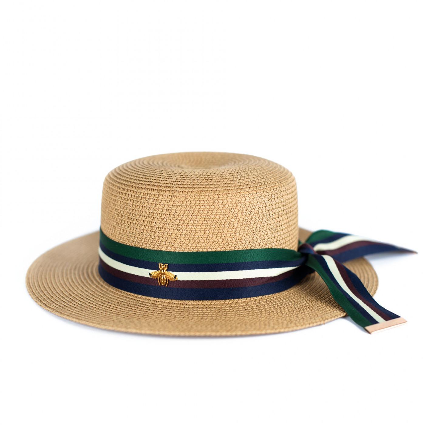 Art Of Polo Woman's Hat cz20184-1 Dark