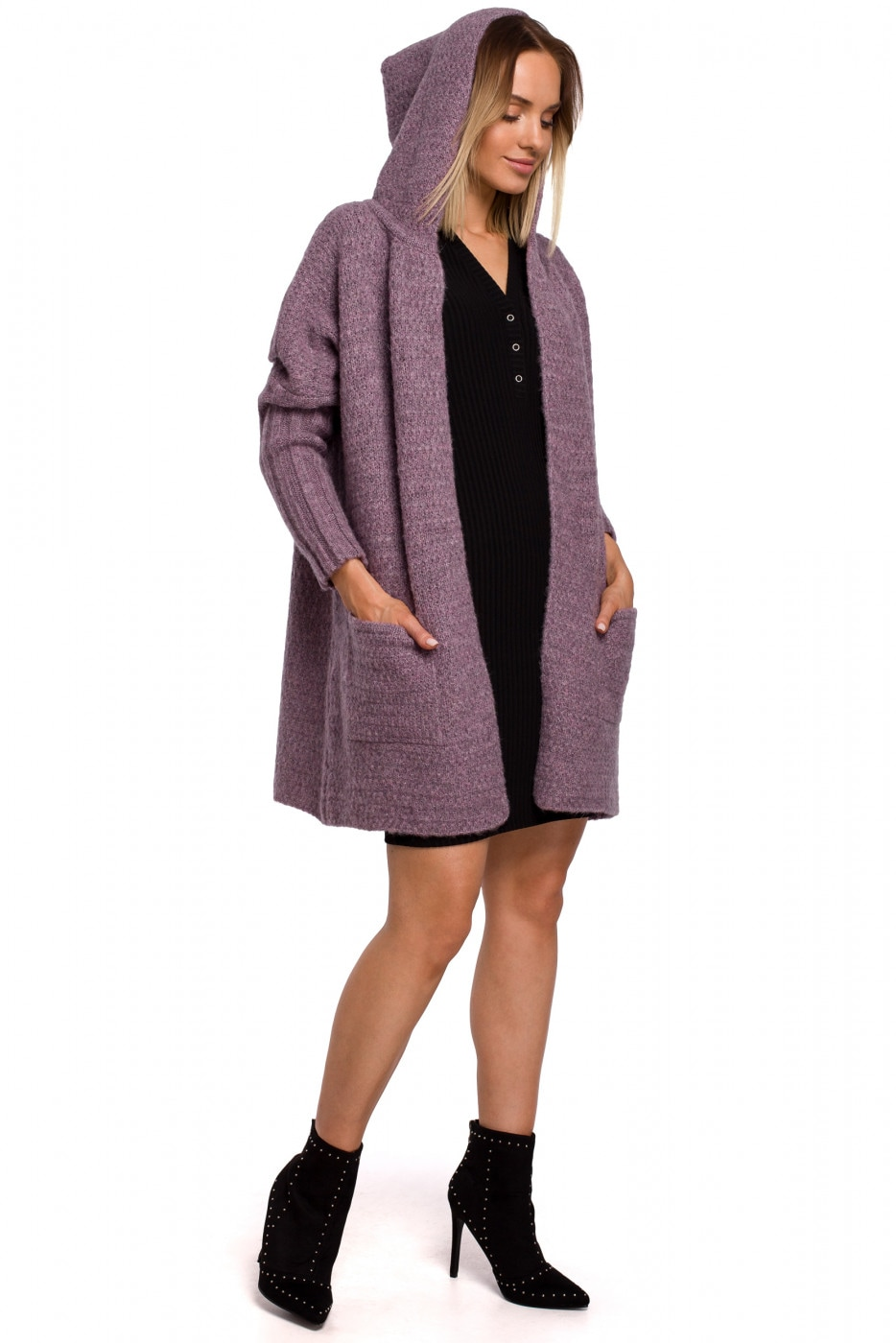 Made Of Emotion Woman's Cardigan M556