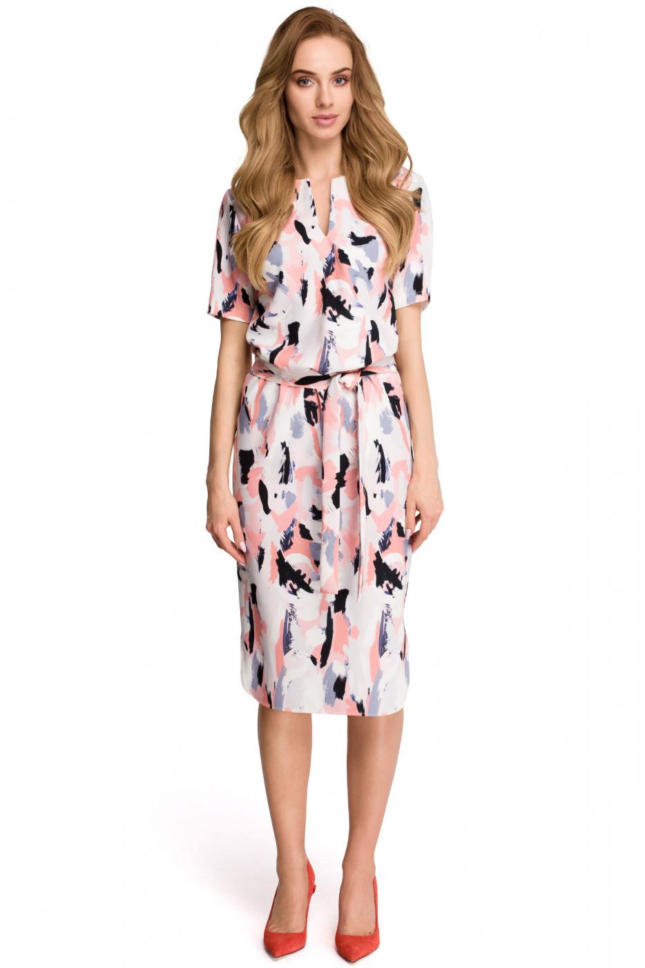 Stylove Woman's Dress S114 Model 2