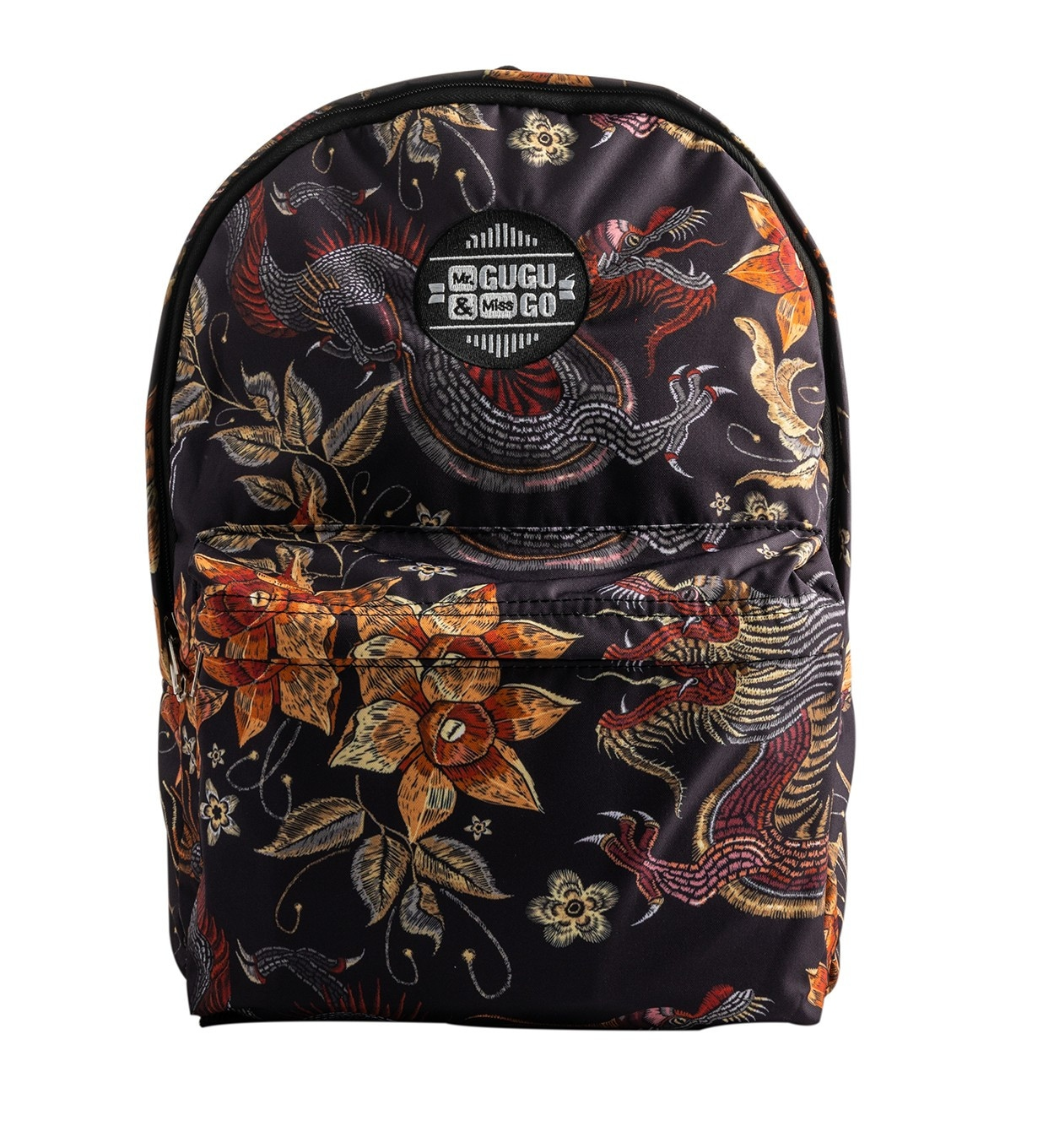 Mr. GUGU & Miss GO Unisex's Backpack BPS047