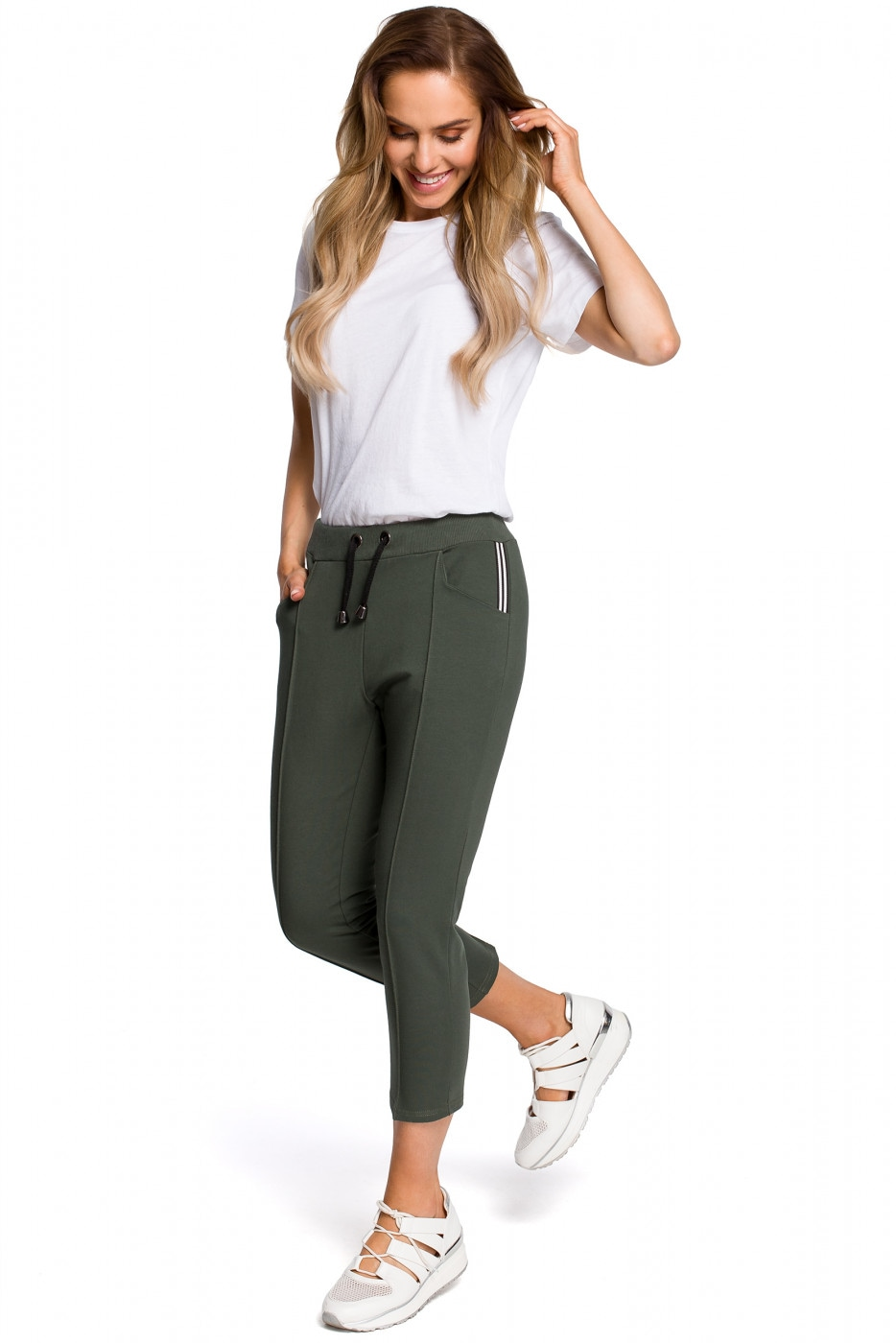 Made Of Emotion Woman's Pants M411