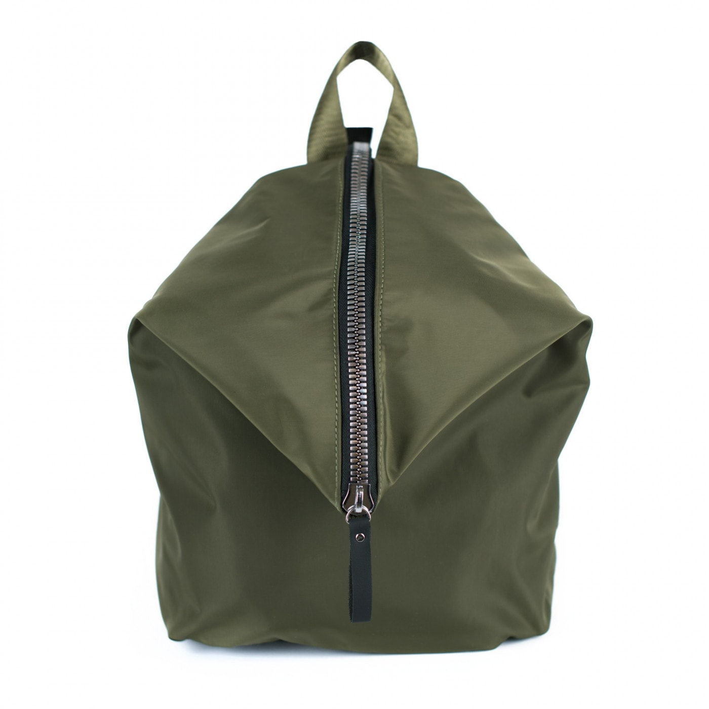 Art Of Polo Unisex's Backpack tr19538 Olive