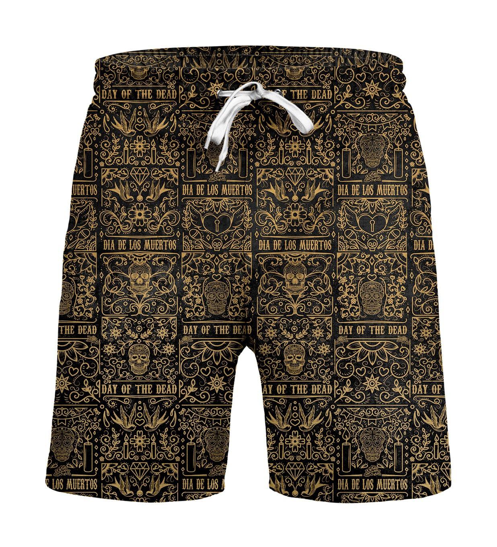 Mr. GUGU & Miss GO Shorts TRS-MAN-SHT1359