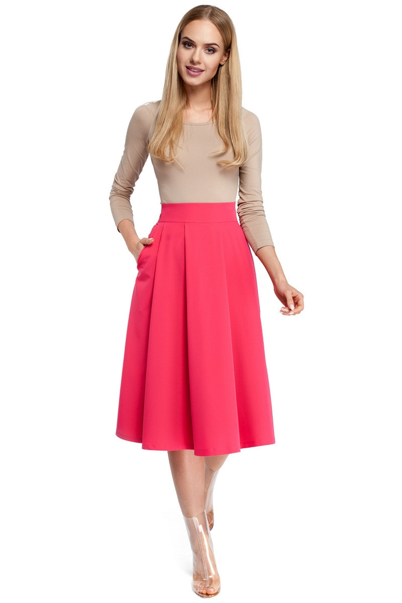Made Of Emotion Woman's Skirt M302