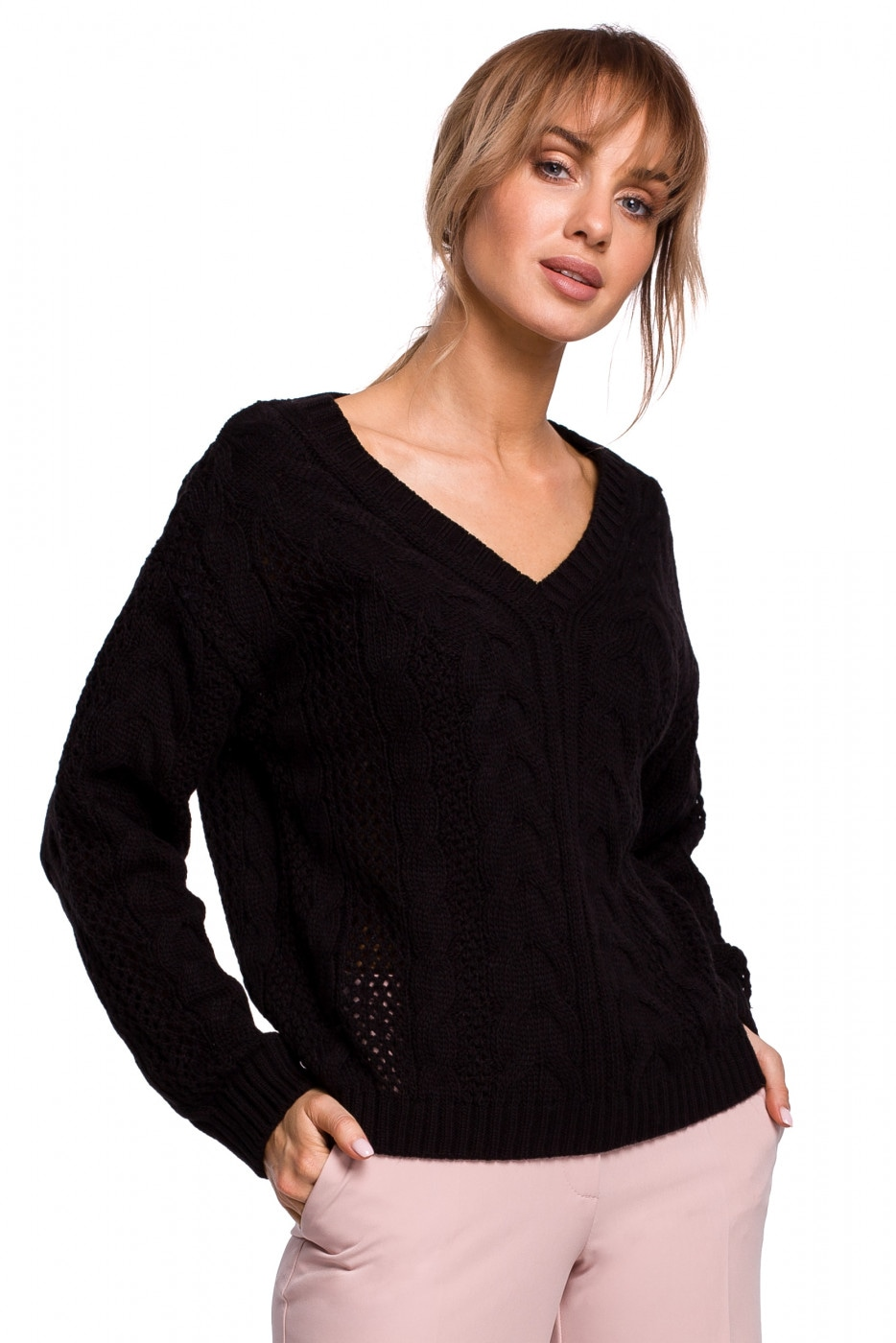 Made Of Emotion Woman's Pullover M510