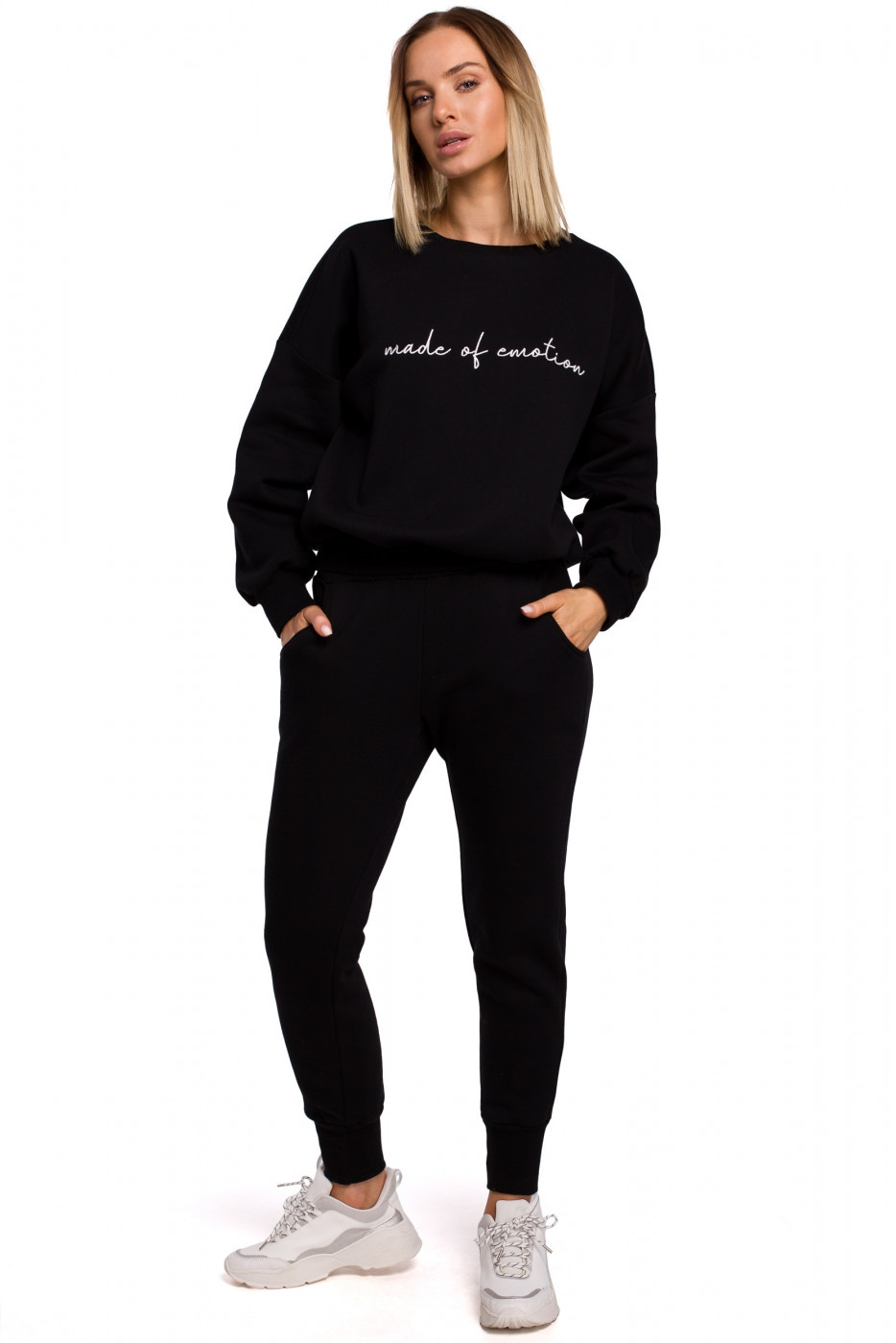 Made Of Emotion Woman's Sweatshirt M536