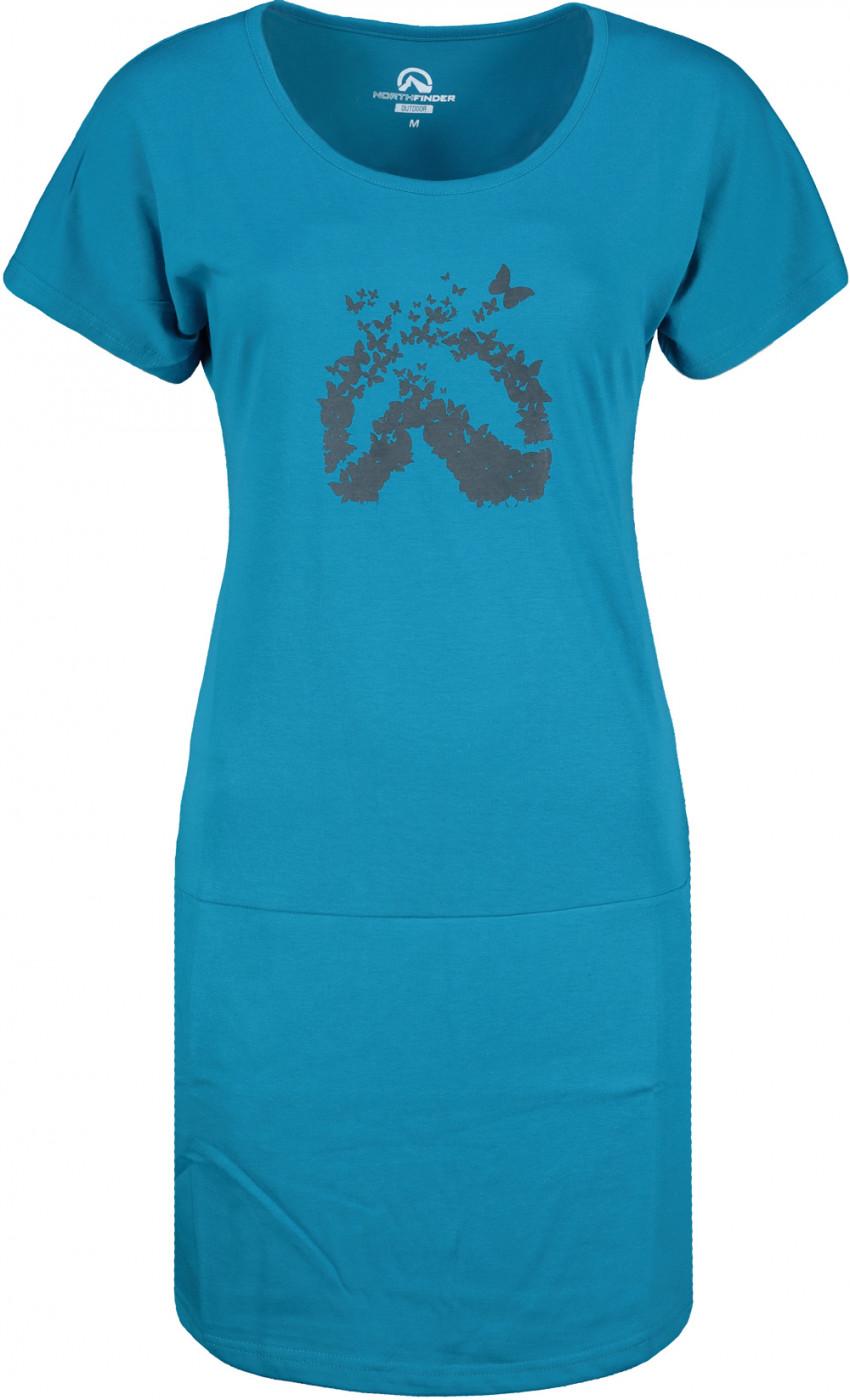 Women's t-shirt  NORTHFINDER DAPHNIJA