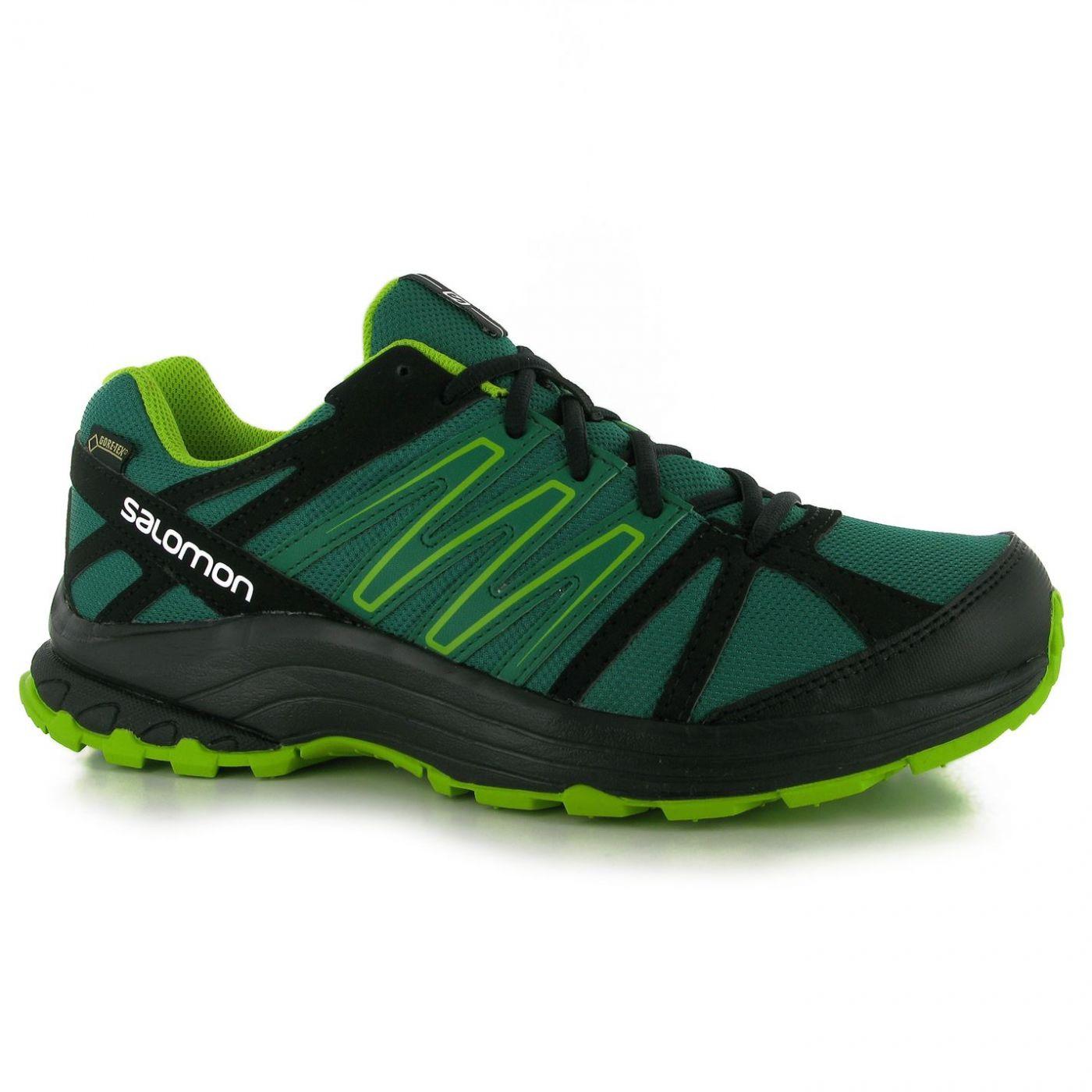 Salomon XA Lander GTX Mens Trail Running Shoes - FACTCOOL