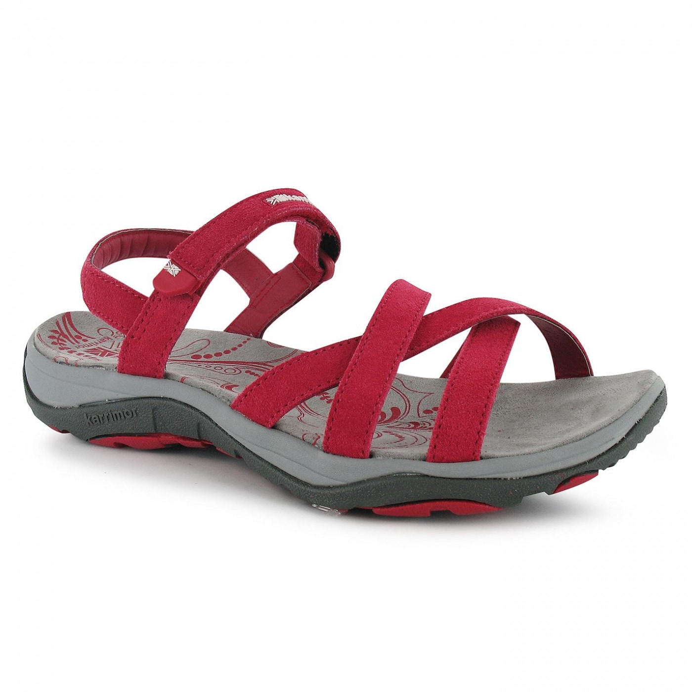 313bfb85 Karrimor Salina Leather Ladies Outdoor Sandals - FACTCOOL