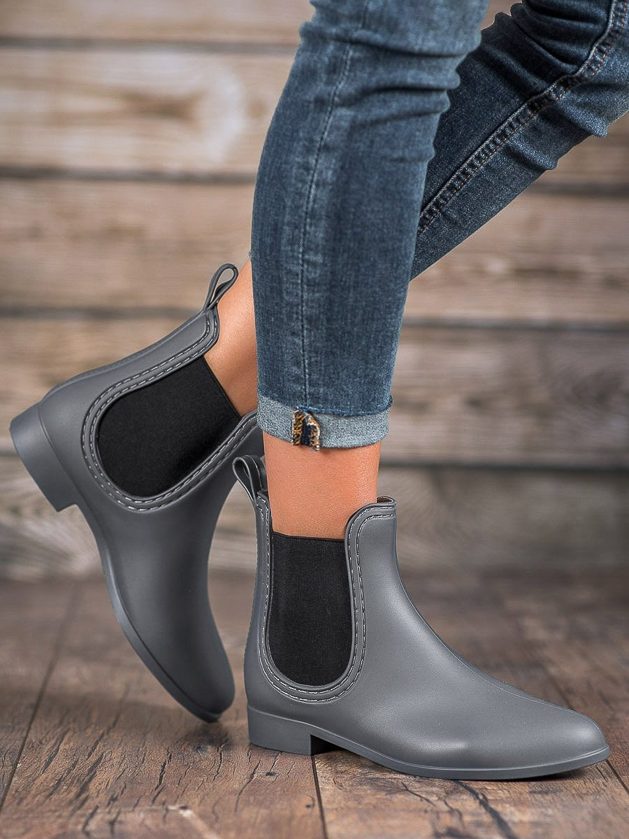 SHELOVET SLIDING RAIN BOOTS