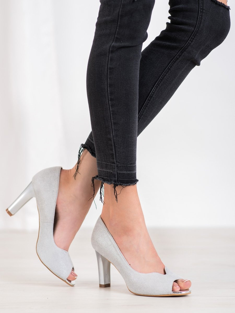 OPEN TOE VINCEZA PUMP