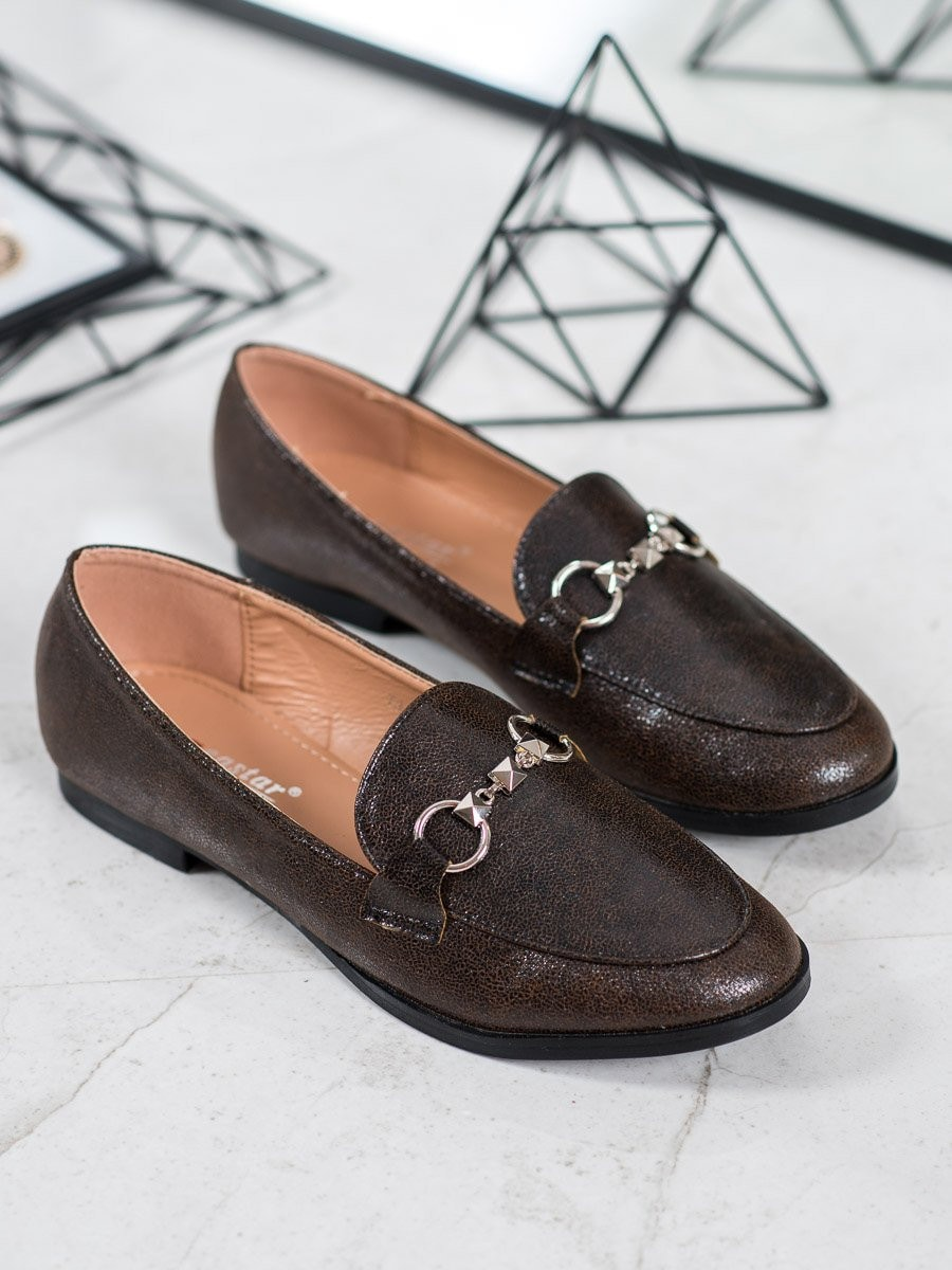 SEASTAR ECO LEATHER LOAFERS