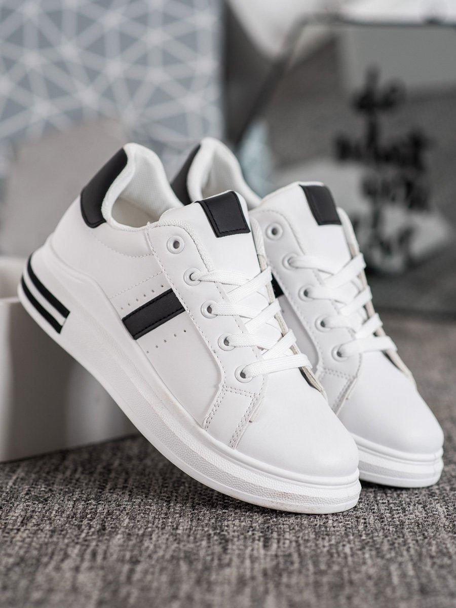 SWEET SHOES WHITE SNEAKERS