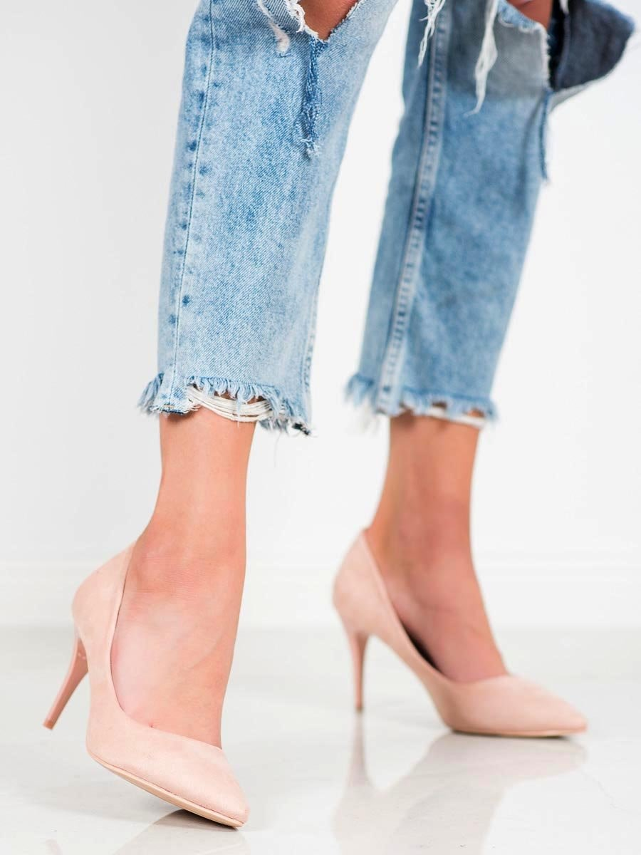KYLIE CLASSIC SUEDE PINS