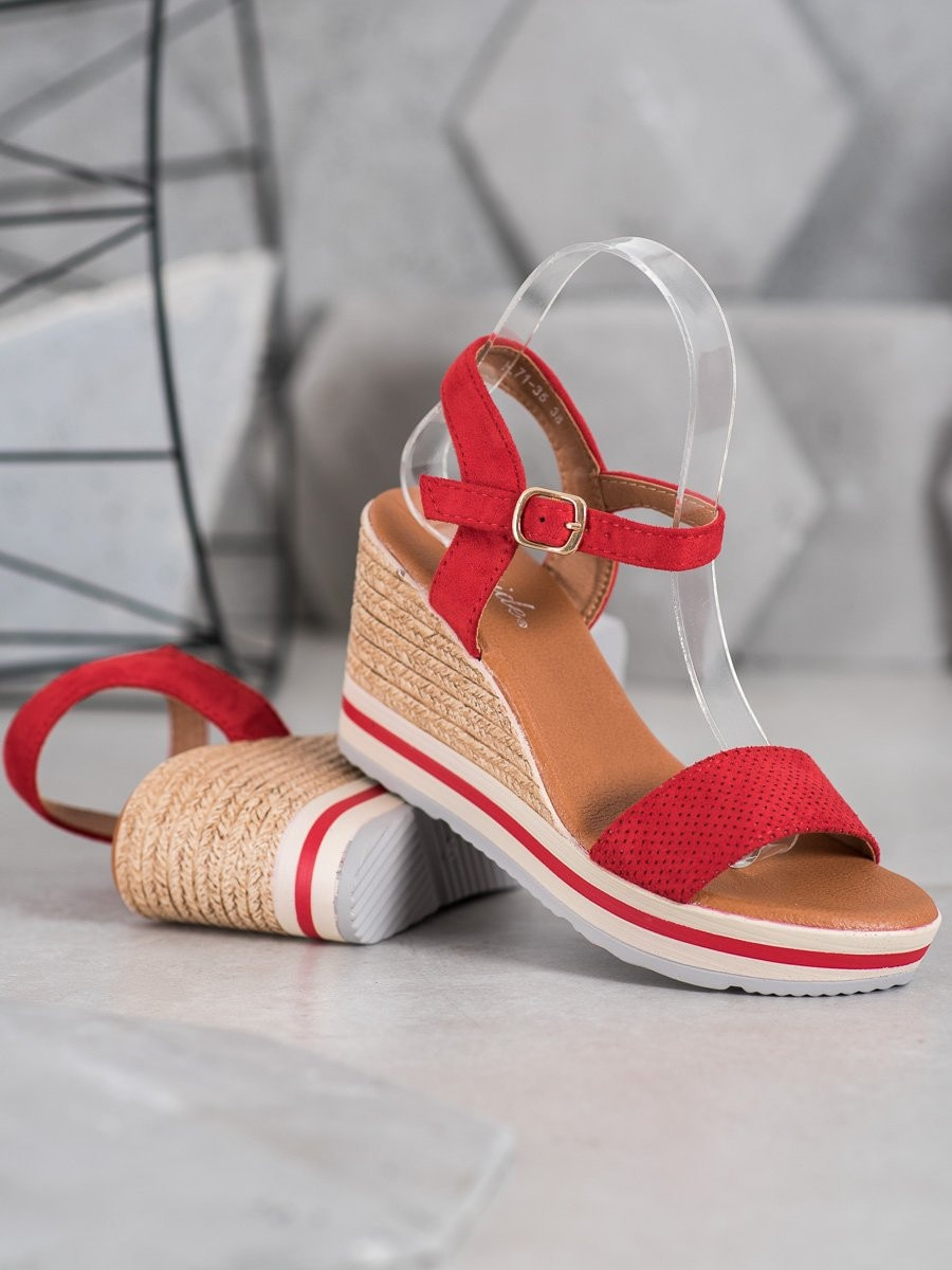 WEIDE FASHIONABLE SUEDE CO-TURNS