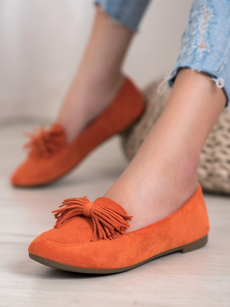 NIO NIO MOCCASINS WITH FRINGES
