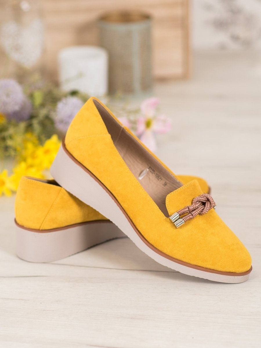 YELLOW LORDSY ON VINCEZA CO-ORDER