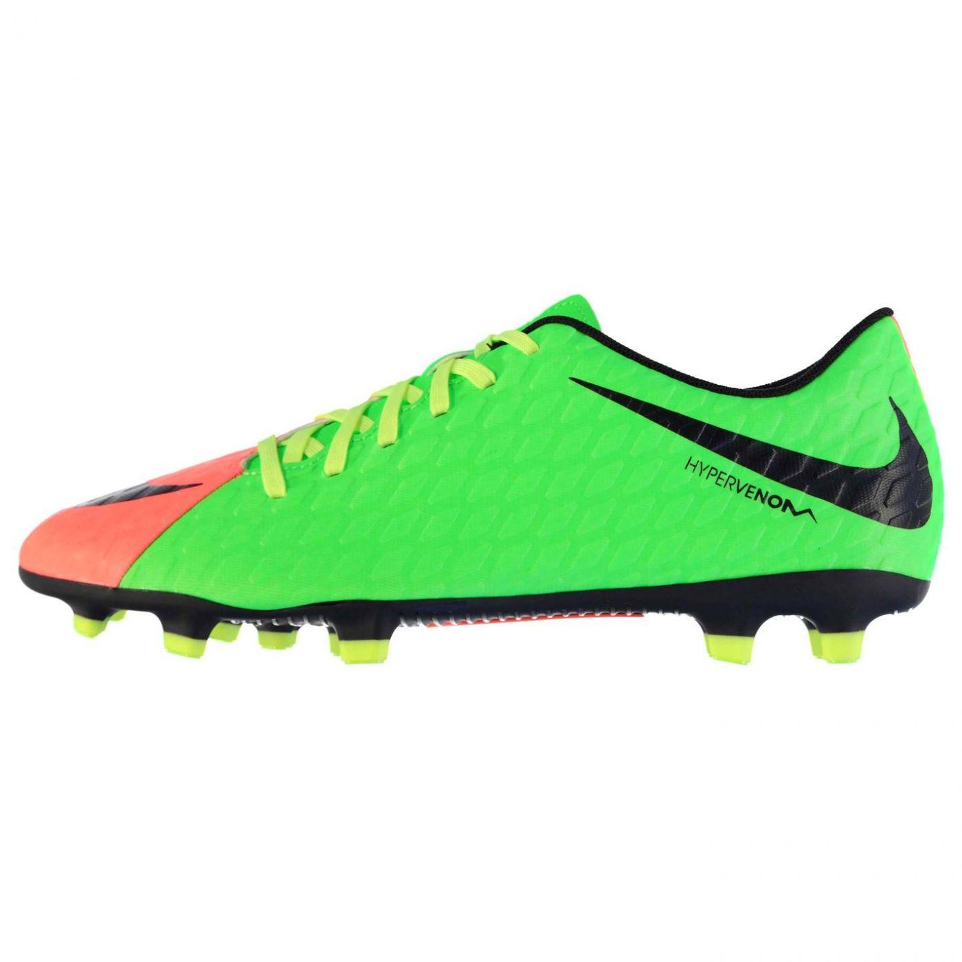 5ce977e2b5287 Predaj skončil - Nike Hypervenom III 3 Phade FG Football Boots Mens