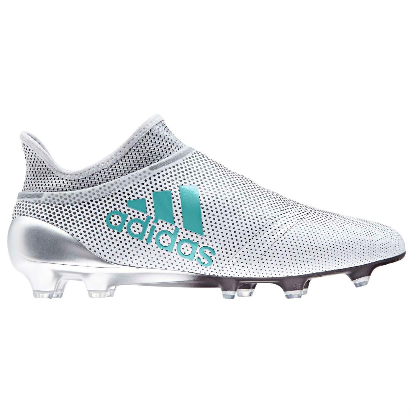 elegir oficial mejor amado extremadamente único adidas X 17 Plus Purechaos FG Mens Laceless Football Boots