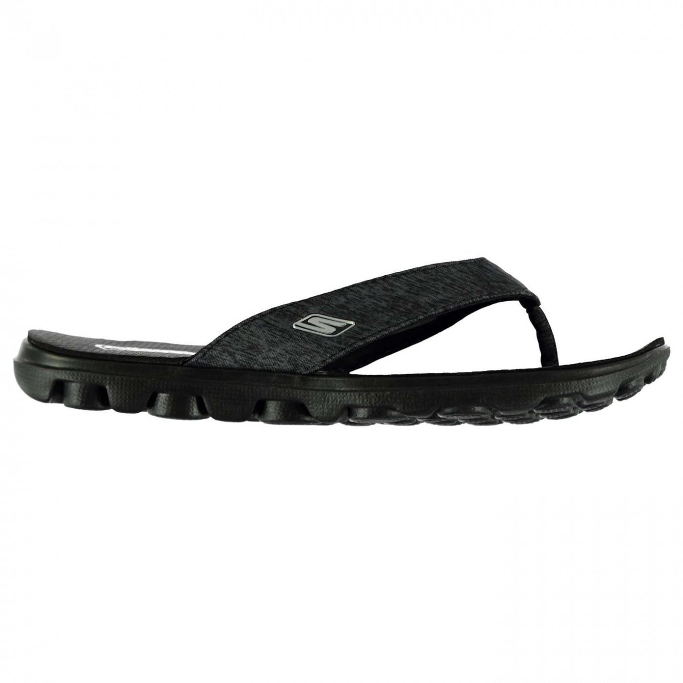 skechers on the go flow womens flip-flops