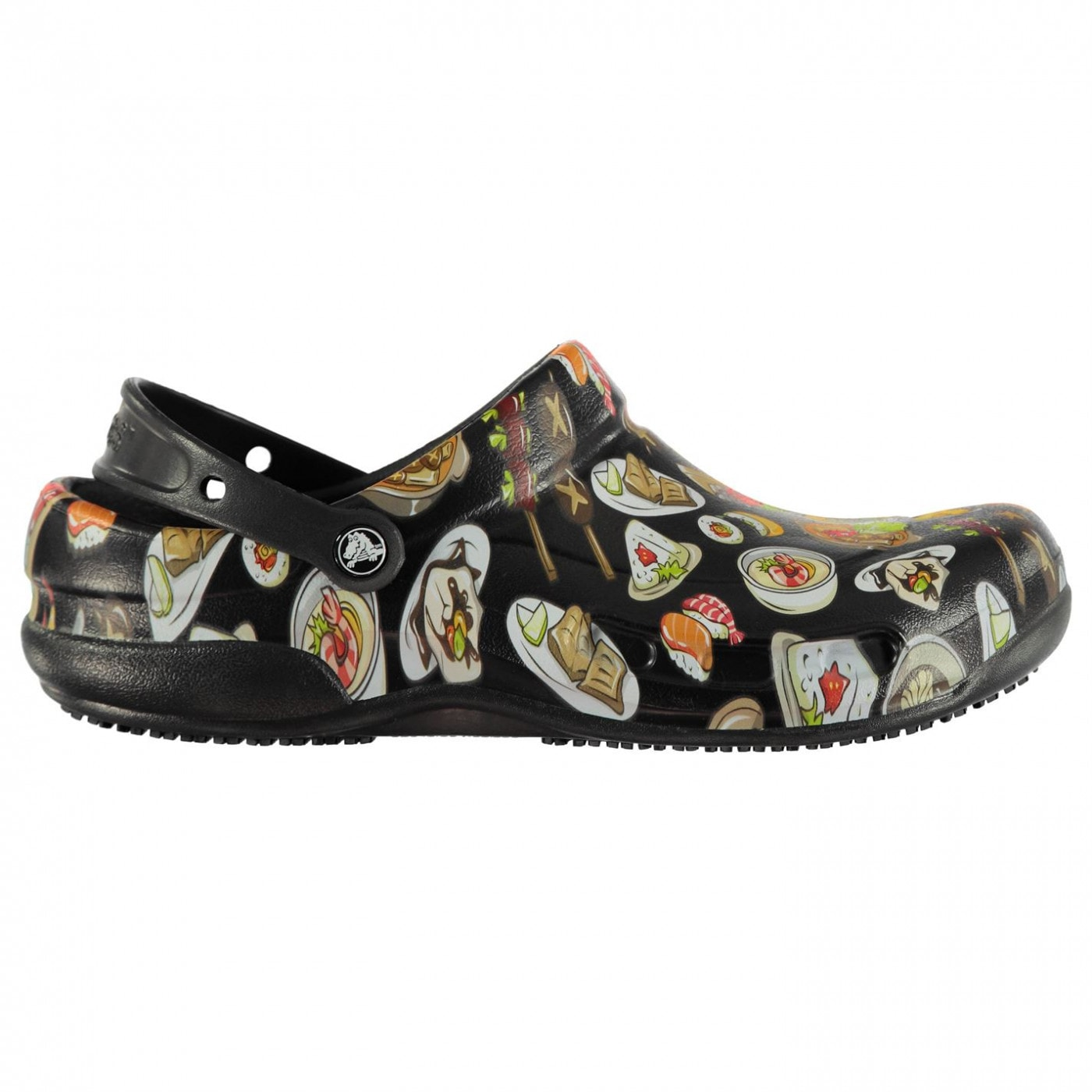 Crocs Bistro Graphic Mens Clogs
