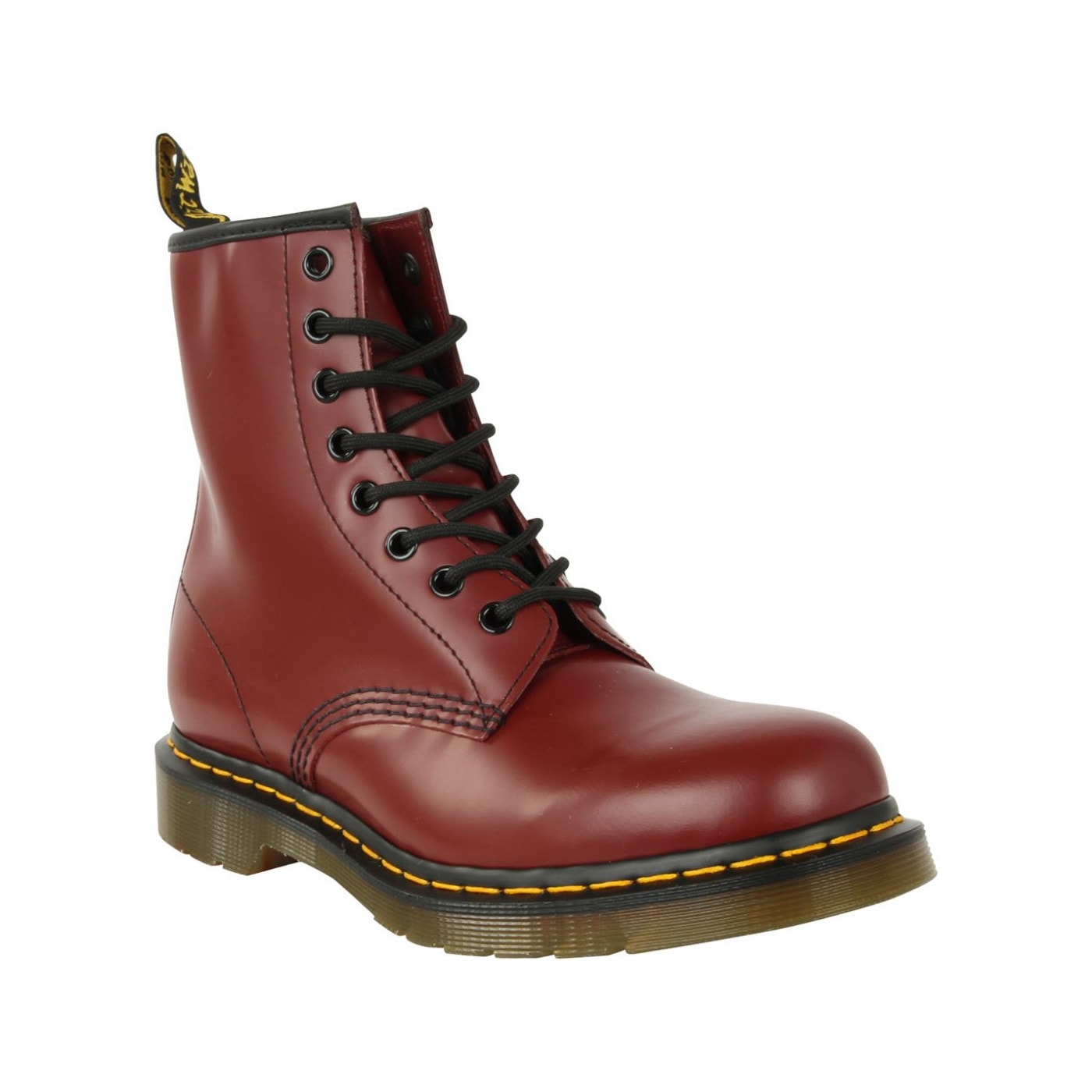 a47b04c0e8 Dr Martens 1460 8 Eye Smooth Womens Boots - FACTCOOL