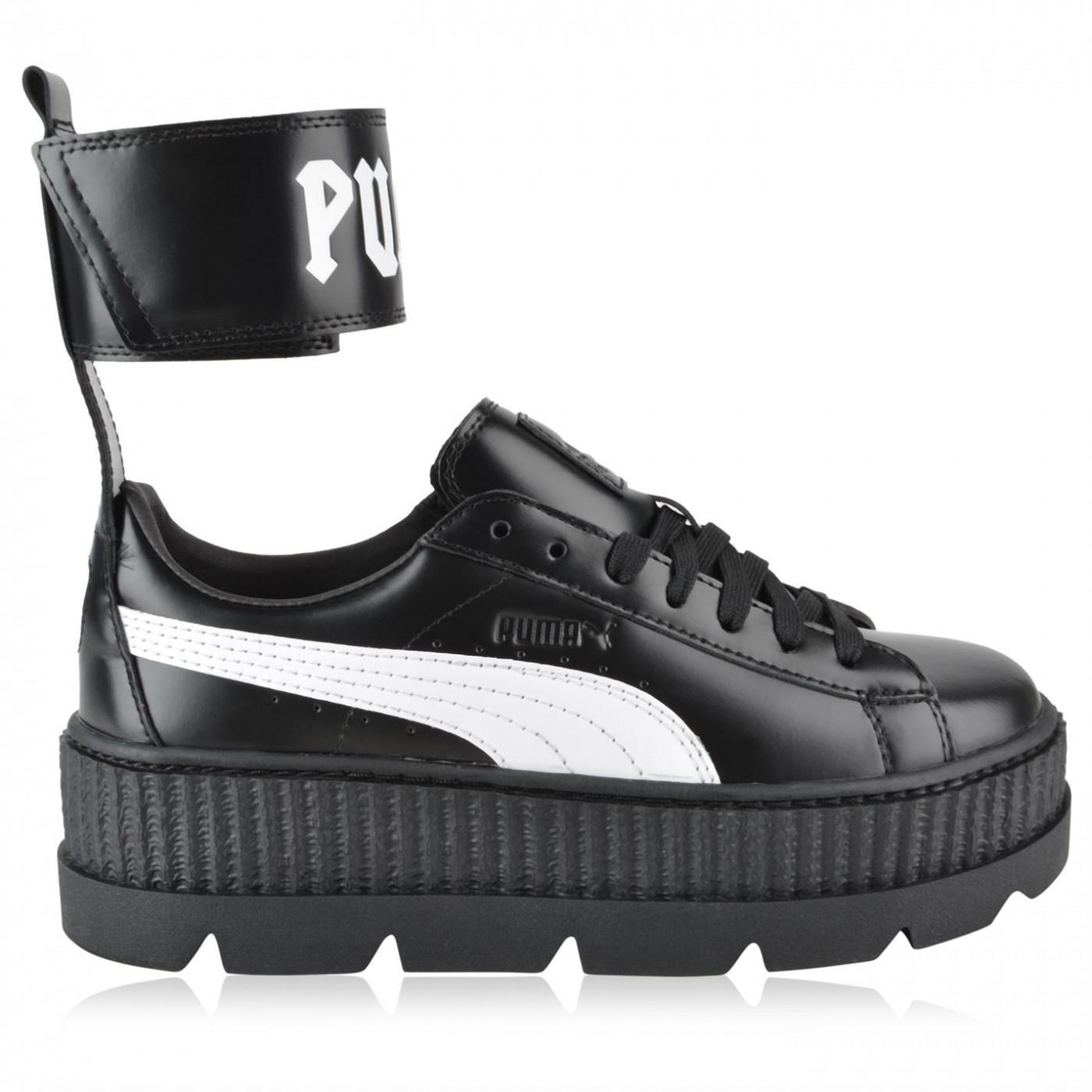 new product 8f69c 7b576 FENTY PUMA by Rihanna Strap Trainers - FACTCOOL