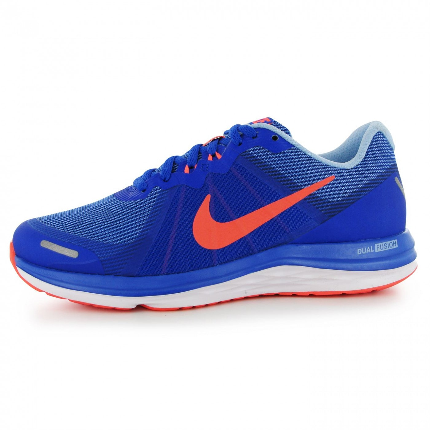 Gobernable Alegaciones Tengo una clase de ingles  Nike Dual Fusion X 2 Ladies Trainers