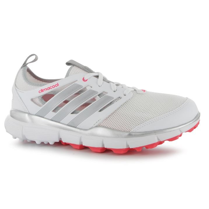 online store 2c5fa a1052 adidas ClimaCool Ladies Golf Shoes - FACTCOOL