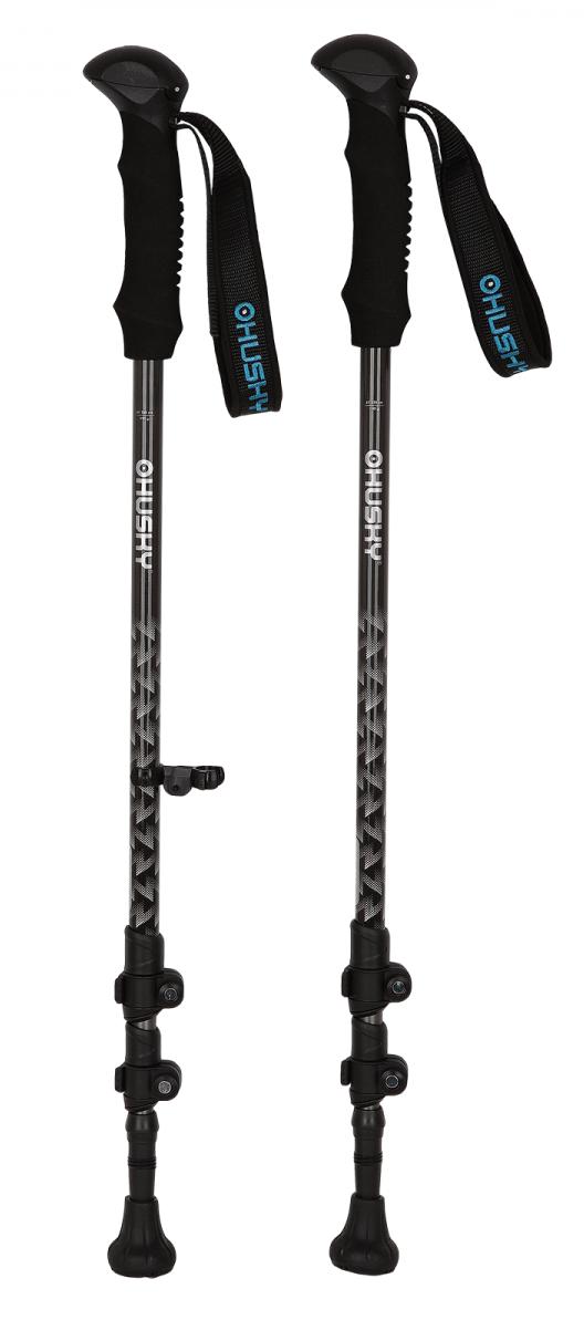 Trekking poles HUSKY SCOPE