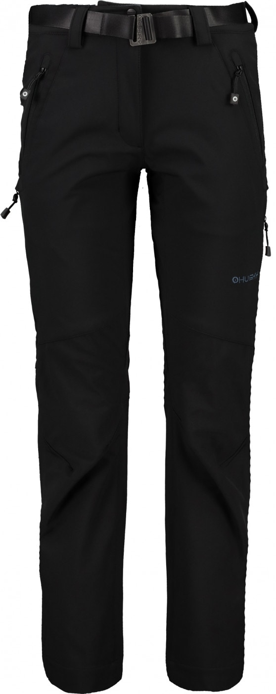 Women's softshell pants HUSKY KRESI L