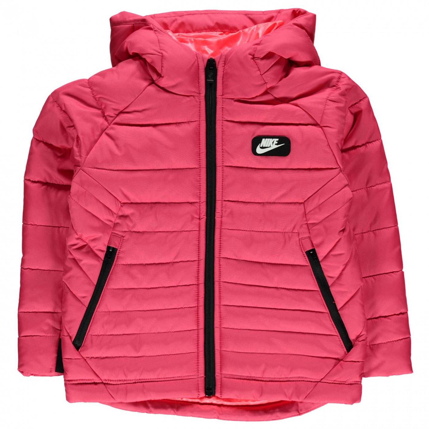 Nike Padded Jacket Child Girls