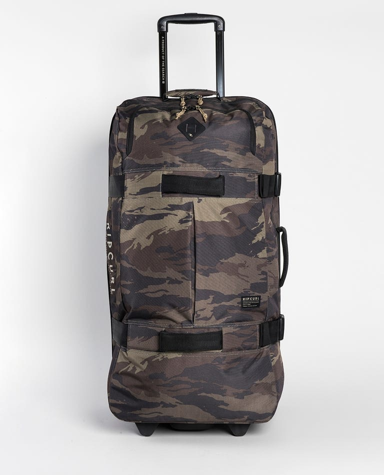Cestovná taška Rip Curl F-LIGHT GLOBAL CAMO 100L