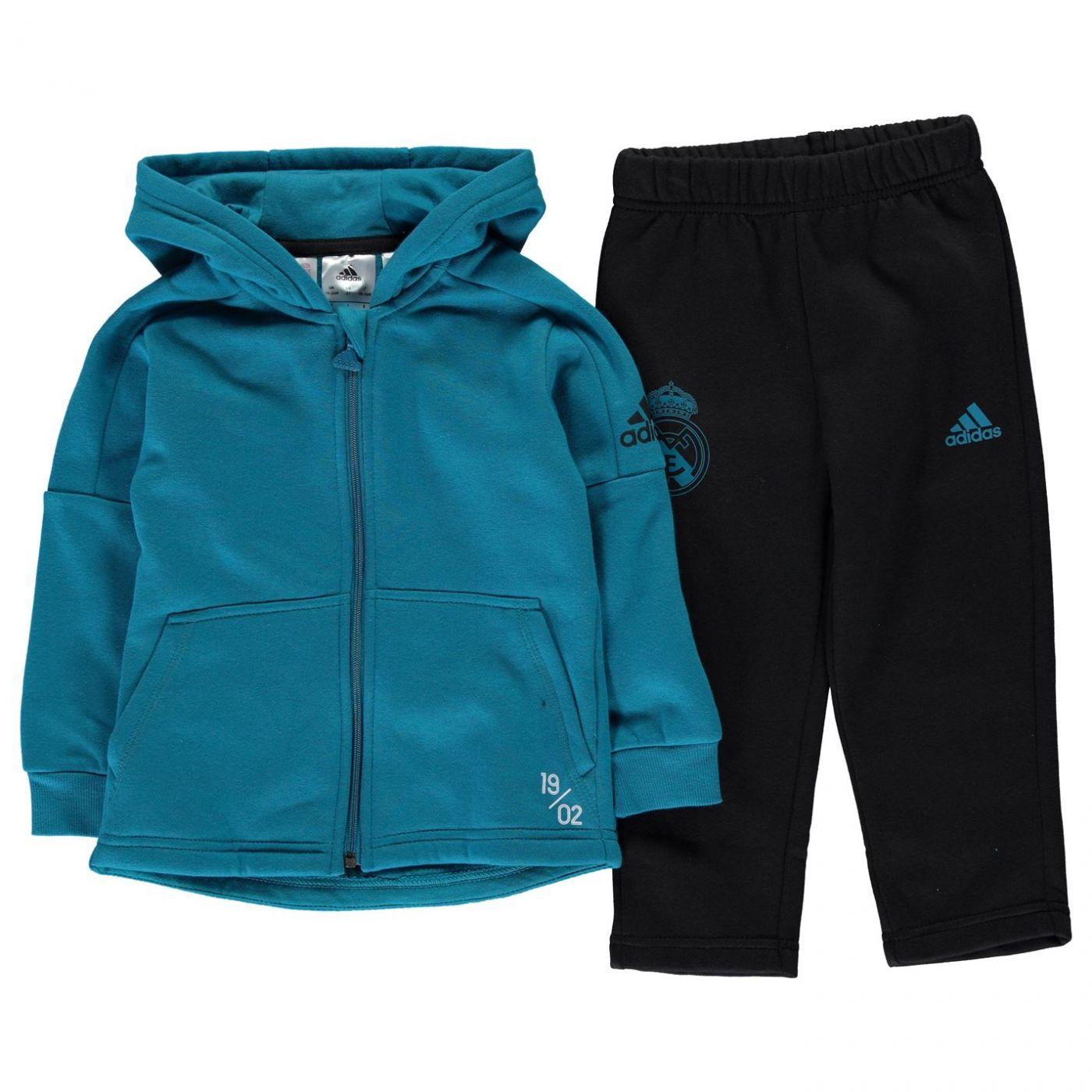 518b4b1668e58 adidas Real Madrid Jog Set Infant Boys - FACTCOOL