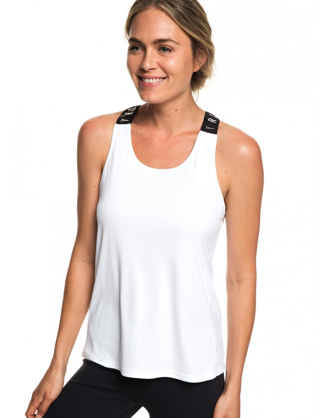 Women's tank-top ROXY LETS GLOW TANK J KTTP